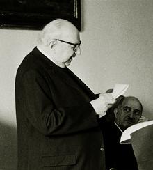 Premio Mario Salmi foto