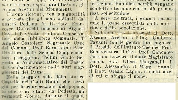 Giovinezza, 03 Novembre 1928