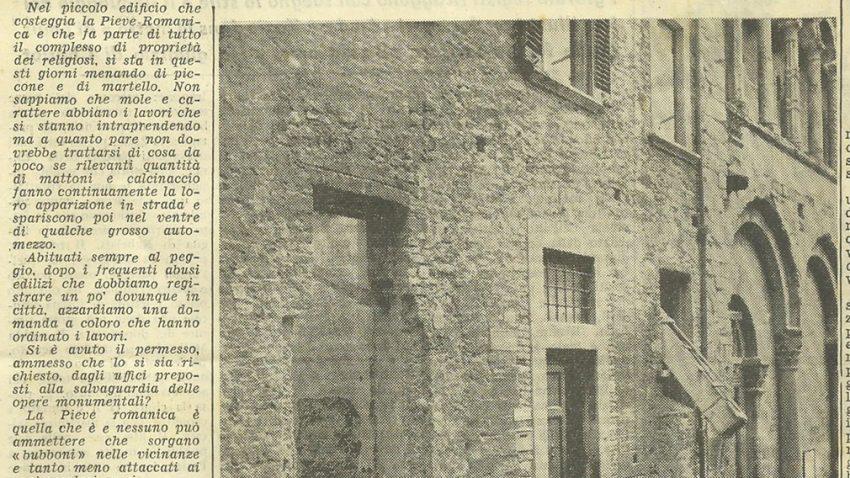 La Nazione, 28 Ottobre 1960