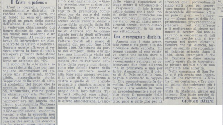La Nazione Italiana, 21 Ottobre 1956